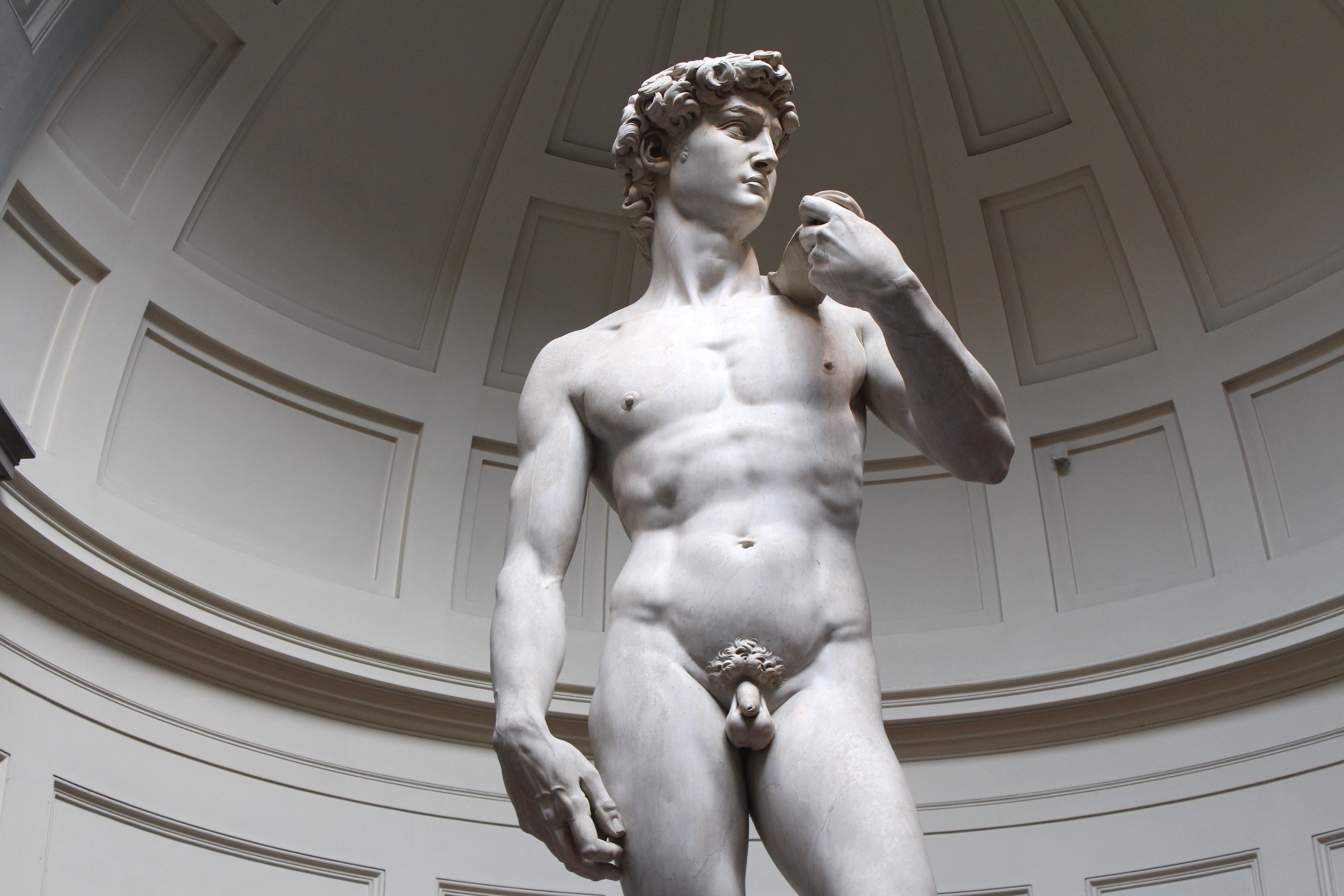 Galleria d'ell Accademia_David_Florence_Italy