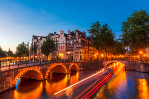 Amsterdam in Summer