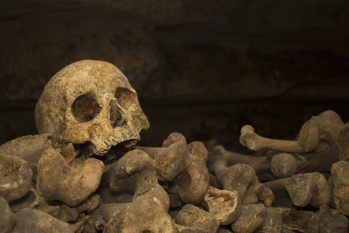 catacombs paris dark tourism (3)