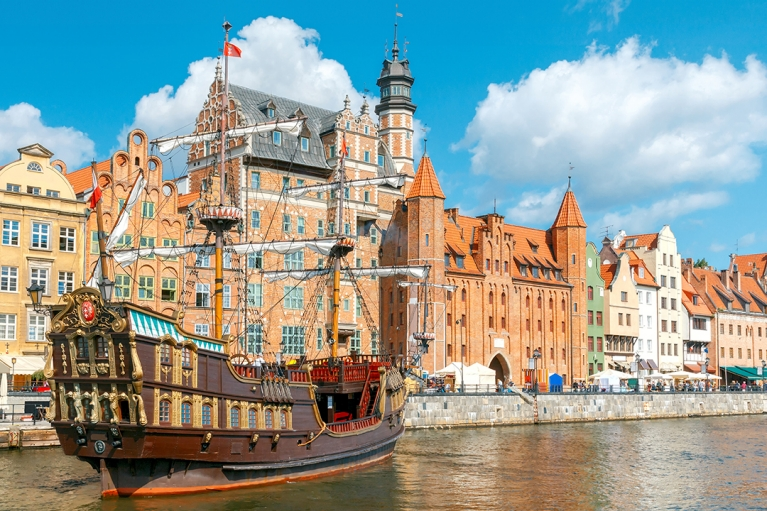 The Black Pearl, Gdansk