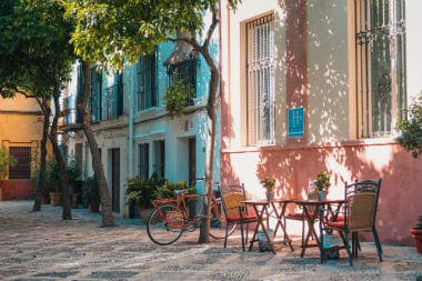 Seville Spain | Cozy neighbourhood