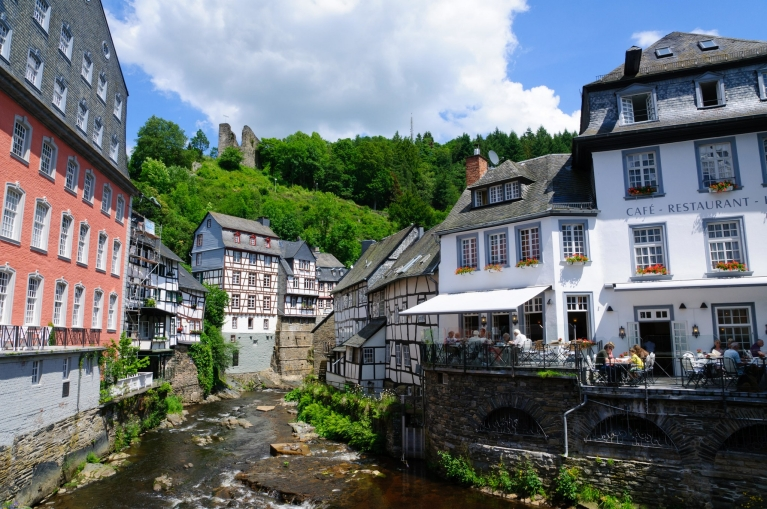 Top 10 European destinations off the beaten track | Monschau, Germany