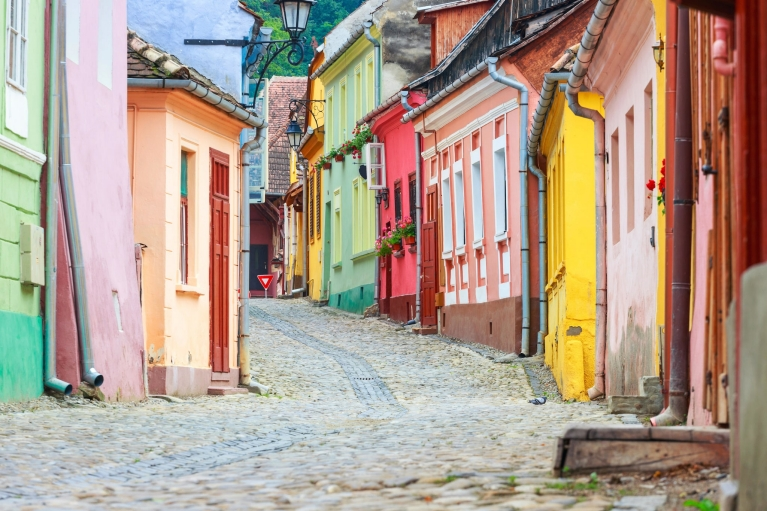 Top 10 European destinations off the beaten track | Sighisoara, Romania