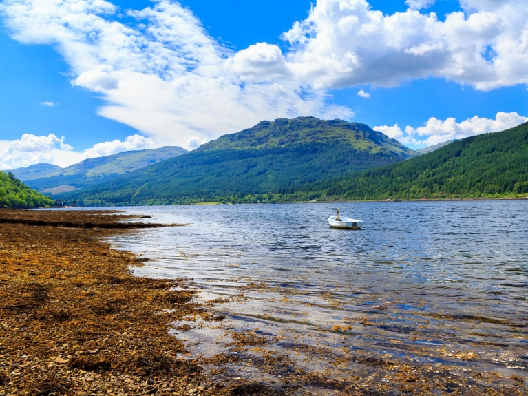 Loch Long, Scozia
