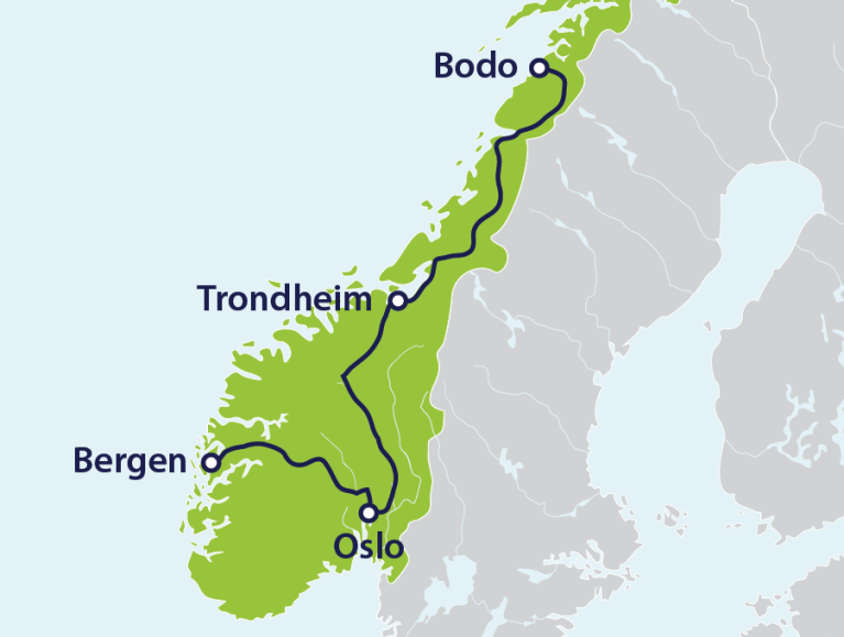Norway itinerary
